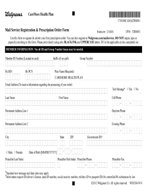 Walgreens Minute Clinic Cost Forms Document Samples To Submit