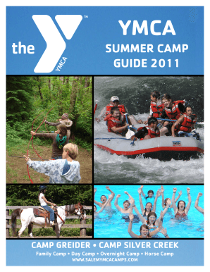 SUMMER CAMP GUIDE 2011 - stmarystaytonorg