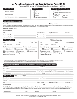 Please Send This Form To SCWS Only Do Not A
