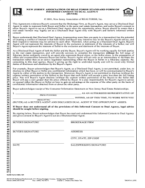 standard agency agreement Forms and Templates - Fillable ...