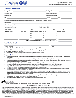 claims address blue cross blue shield - Edit, Fill Out ...