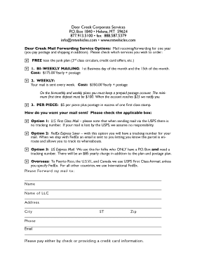usps forward mail Forms and Templates - Fillable & Printable ...