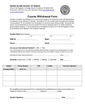 Iowa School Withdrawal Form - Fill Online, Printable, Fillable ...