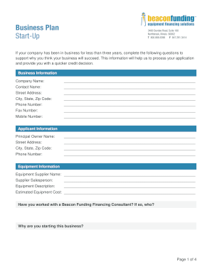 13 Startup Business Plan Templates To Foster Your Company