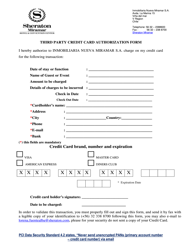 Guest Registration Card Fill Online Printable Fillable