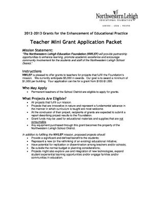 28319309 Teacher Grant Application Form on i-9 form, abstract form, advance directive form, iep form, employment contract form, grant application procedure, grant letter of recommendation, strategic plan form, grant application formats, grant application checklist, promissory note form,