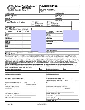 Escambia County Florida Building Permit Search