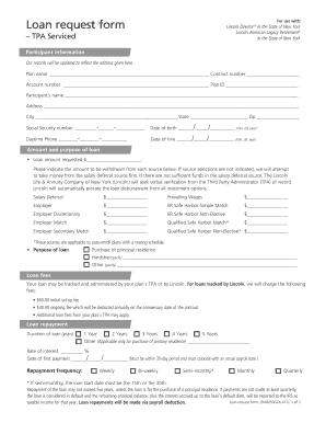 Help Filling Out Loan Request Form Em80506 Dl N T