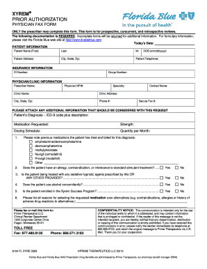 Fillable Online Authorization Form - Florida Blue Fax Email Print ...