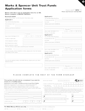 marks and spencer application form american express icc centurion card - Make Your Own Business Cards Free Printable