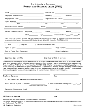 Medical Office Employment Application Form  Leave Application Form For Office