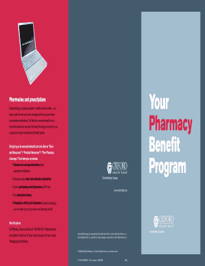 Your Pharmacy Benefit Program - Oxford Health Plans