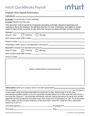 Deposit Form - Fill Online, Printable, Fillable, Blank | PDFfiller