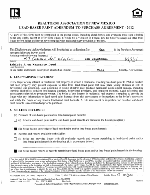 Nm Purchase Agreement Pdf Fill Online Printable Fillable Blank