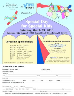 Vital Flight Kids Day Sponsorship Flyer.pdf - Yimg