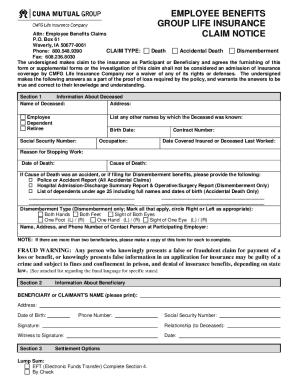kennel club insurance claim form pdf