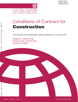 sample letter for variation claims in construction - Fill