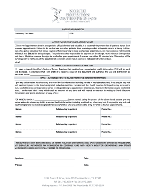 fillable appointment form template html edit online print