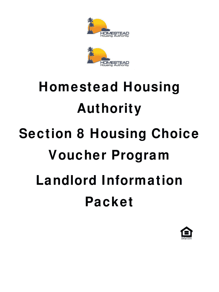 Housing Authority Section 8