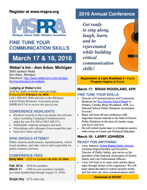 FINE TUNE YOUR COMMUNICATION SKILLS while building March - mspra
