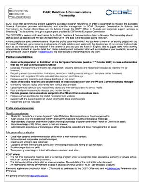motivation letter traineeship european commission traineeship motivation letter   Edit & Fill