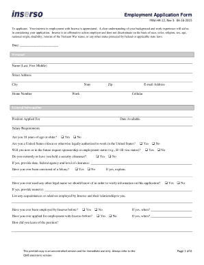 Employment application form edit print download fillable employment application form binsersobbcomb thecheapjerseys Gallery