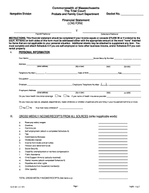 financial statement short form - nomadconvoy.co