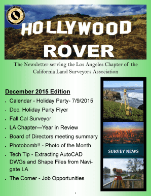 December 2015 Edition - CLSA Los Angeles - clsa-la