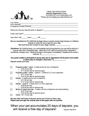 image regarding Free Printable Daycare Forms named Edit, Print Down load Type Templates within PDF Phrase