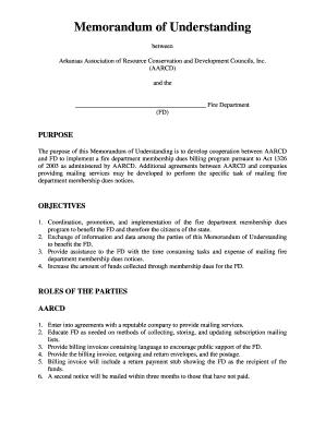 Fillable memorandum of understanding between two companies pdf memorandum of undersatnding aarcampd spiritdancerdesigns Image collections