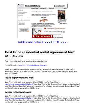 Printable Commercial Sublease Agreement Template Edit
