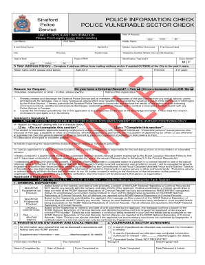 police code 201 - Editable, Fillable & Printable Online