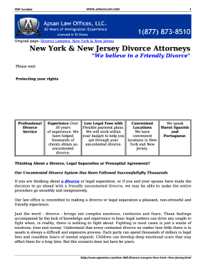 Printable texas uncontested divorce process fill out download original page divorce lawyers new york new jersey solutioingenieria Choice Image