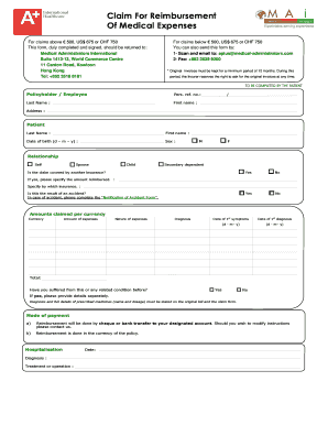 Printable geha claim form - Edit, Fill Out & Download Forms