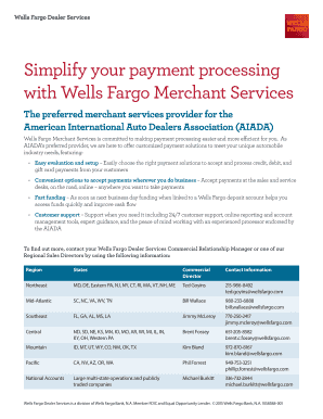 does wells fargo dealer services offer skip payment to