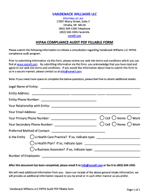 Free hipaa compliance forms download - Fill Out Online Documents ...