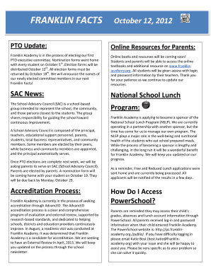 fillable free pto newsletter template edit online print
