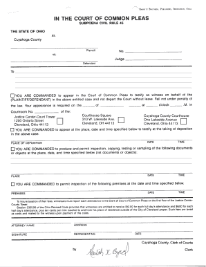 289458971 Ohio Estate Tax Form Example Of on