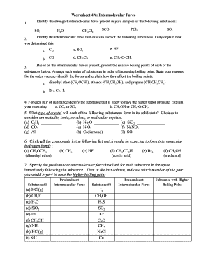 Fillable Online mail nlesd Chemistry 2202 - Unit 2 Bonding Page 1 of ...