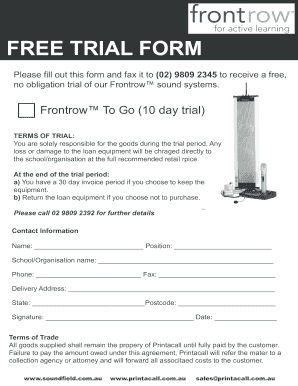 pdf filler free trial Pdffiller Free Trial - Fill Online, Printable, Fillable, Blank ...