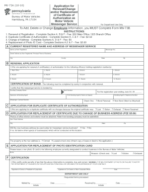 photo about Printable Mv-1 Form, Pennsylvania identified as 17 Printable type mv-50 Templates - Fillable Samples in just PDF