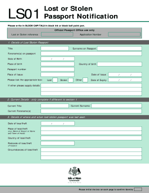 uk passport form online pdf