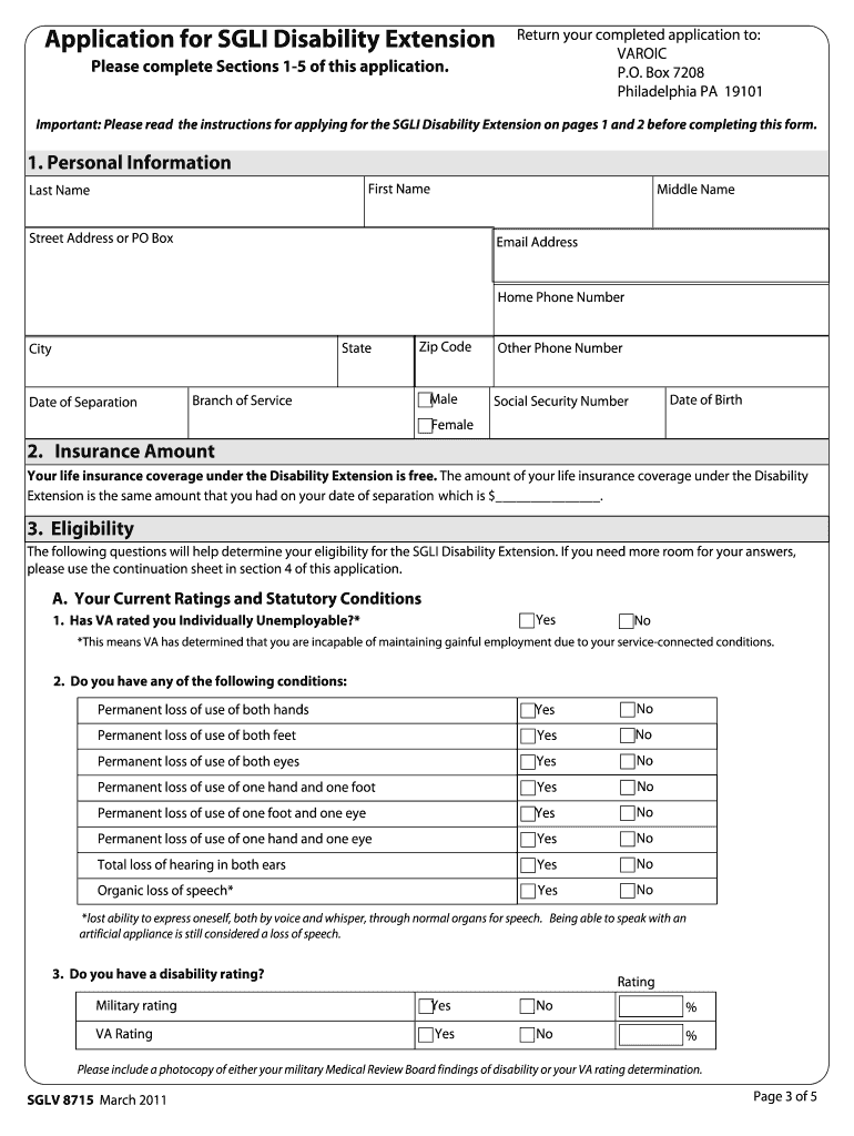 Disability Extension Fill Online Printable Fillable Blank