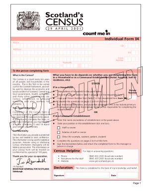 I4 Form - Fill Online, Printable, Fillable, Blank | PDFfiller