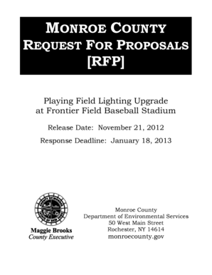 how to respond to an rfp template