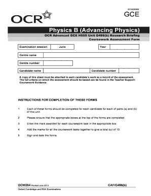 Physics ocr coursework essay for ielts task 2