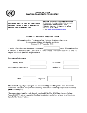 Financial Proposal Template Undp Fill Out Online Documents For