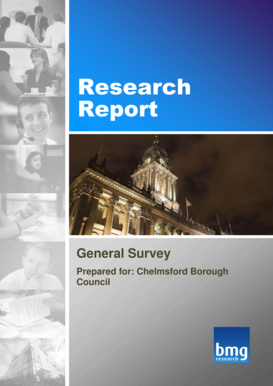 General Survey - Chelmsford Borough Council