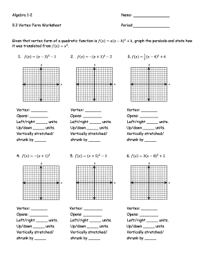 Worksheets Graphing Quadratic Functions Worksheet graphing quadratic functions in standard form worksheet sharebrowse quadratics delibertad