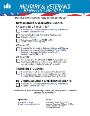Printable Va Form 22 1990 Online Submission Edit Fill Out